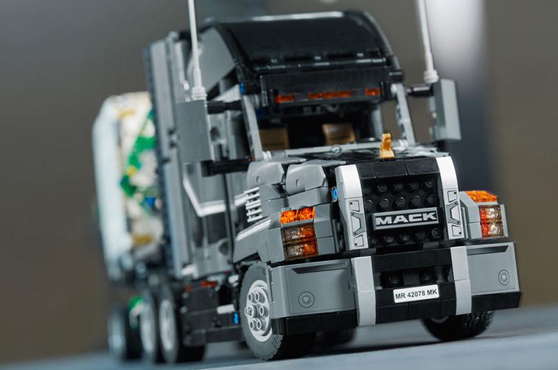 lego Technic Mack Anthem — 42078