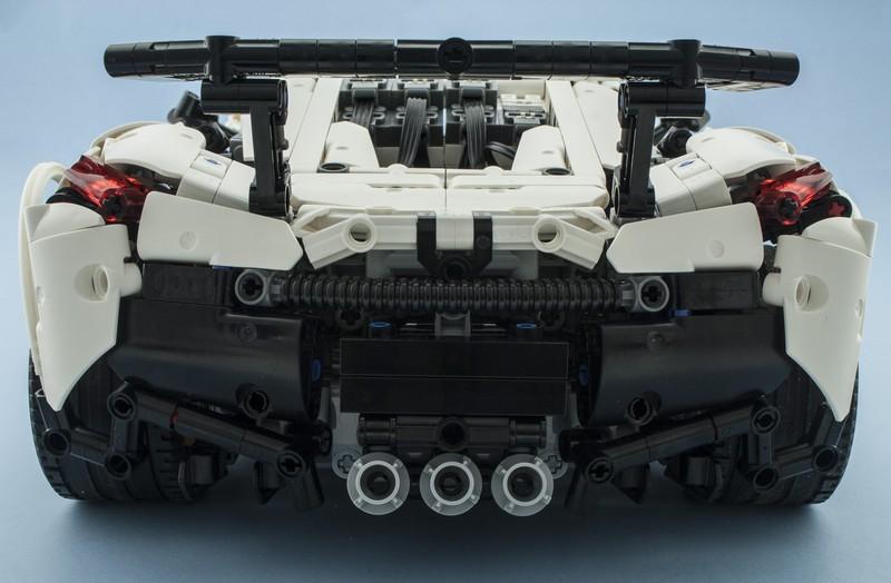Icarus Super Car MOC