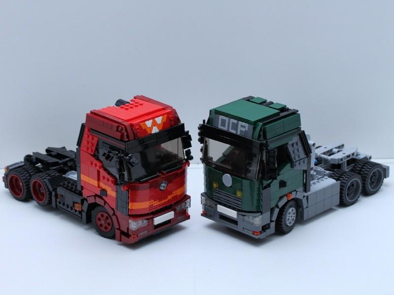 Lego FAW Jiefang 6×4