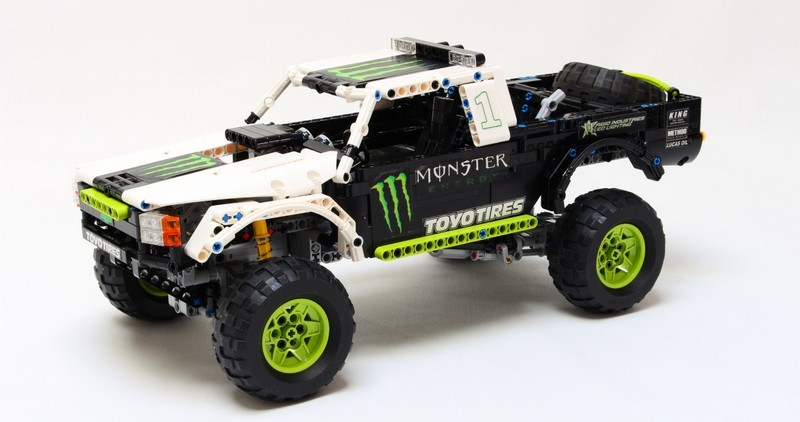 Lego Technic Monster Energy MOC