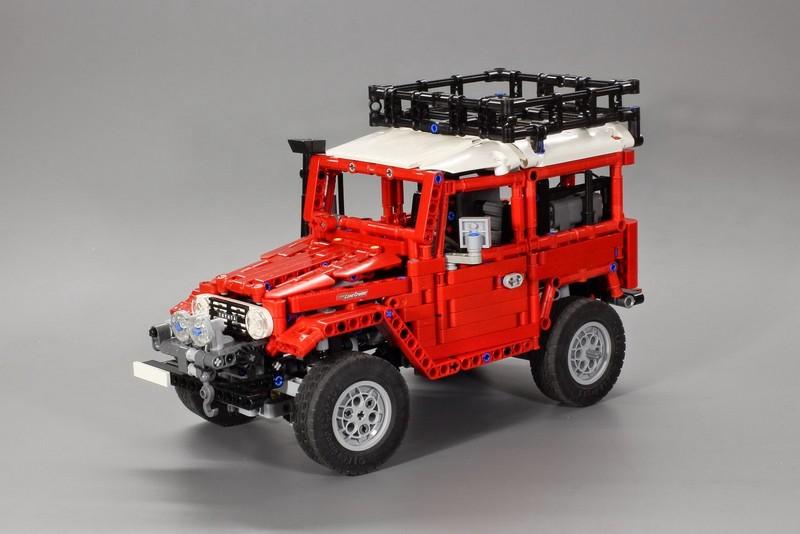 Toyota Land Cruiser FJ40 HARD TOP Expedition