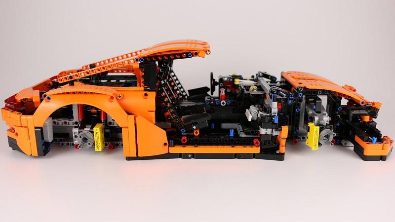 Lego Technic Porsche 911 GT3 RS MOD 42056