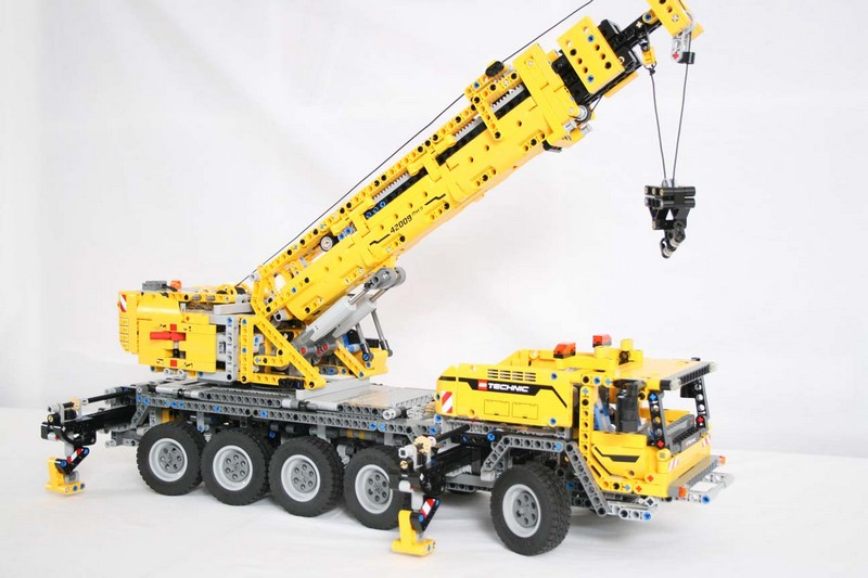 Lego Technic Kran 42009 Ultimate RC