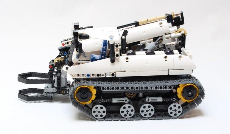 Lego Technic Crawler Grabber — Nico71