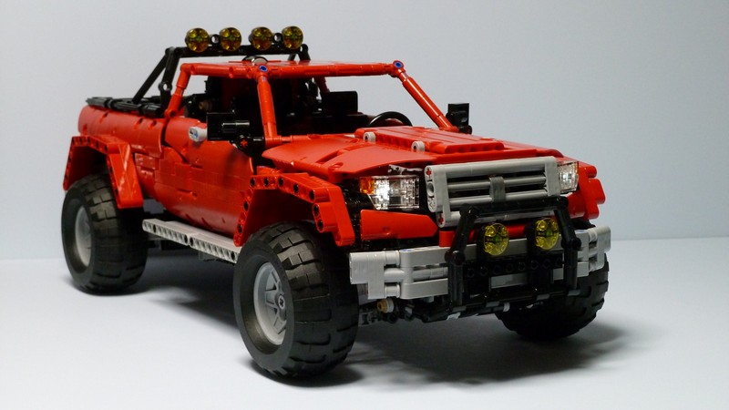 Lego Technic Off Road Pick Up