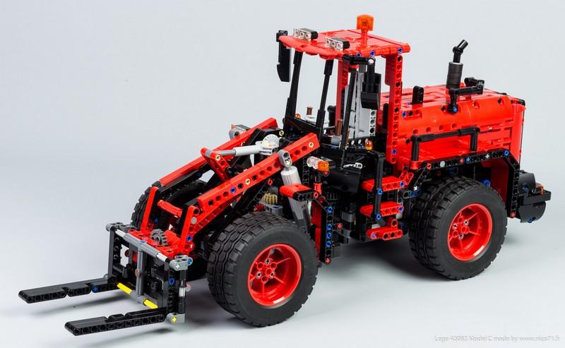 Lego Technic — 42082 Model C — Wheel Loader
