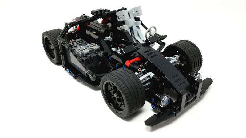 Lego Technic RC Racer — MK
