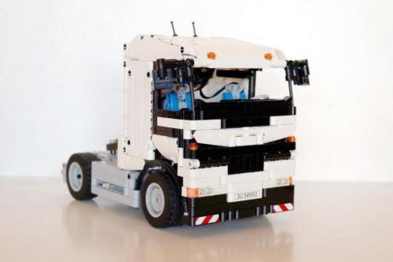 Lego Technic European Style Truck RC