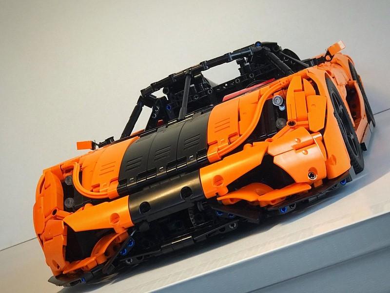 Lego Technic Koenigsegg Regera