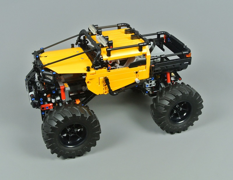 Lego Technic ULTIMATE 42099 MOC