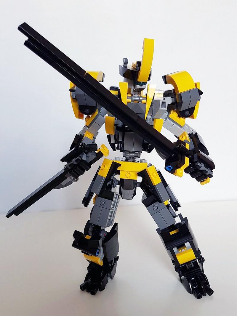Lego L-Frame Mk1 — Stinger