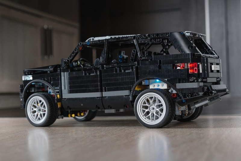 Lego Technic Land Rover Range Rover VOGUE