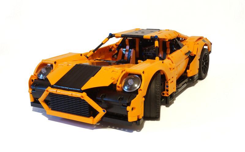 Lego Technic — Bronko MOC