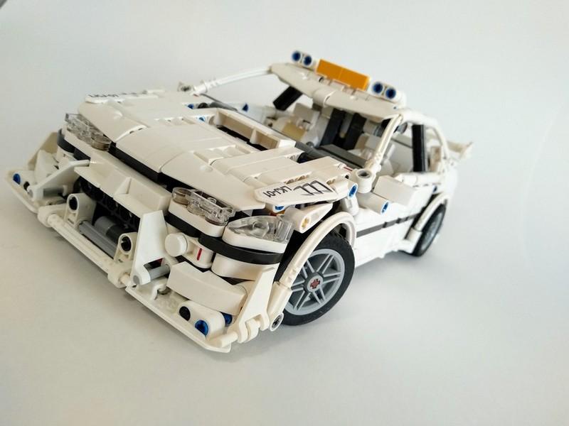 Lego Technic Peugeot 406 Taxi