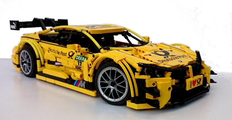 Lego Technic MOC BMW DTM M4