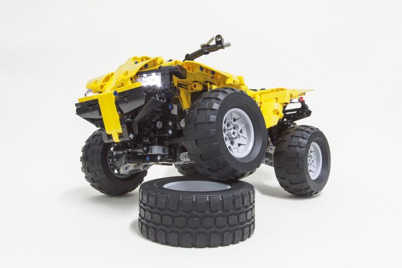 LEGO Technic RC Quad Bike