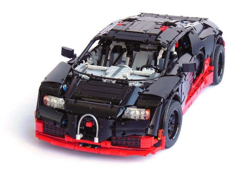 LEGO Technic Bugatti Veyron Super Sport