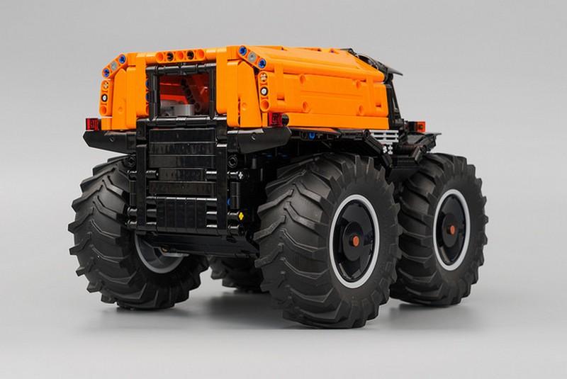LEGO Technic SHERP ATV