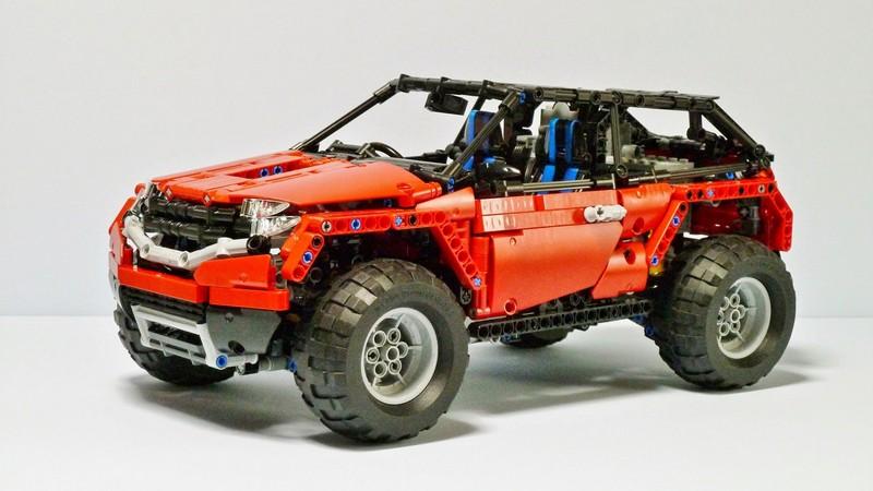 LEGO Technic Compact CUV