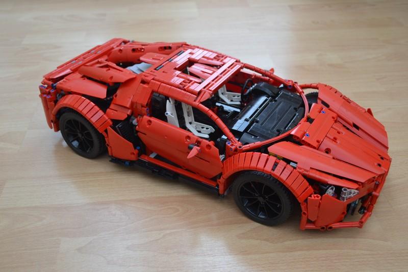 Lego Technic - Lykan Hypersport MOC