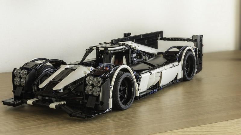 Lego Technic Porsche 919 Hybrid MOC
