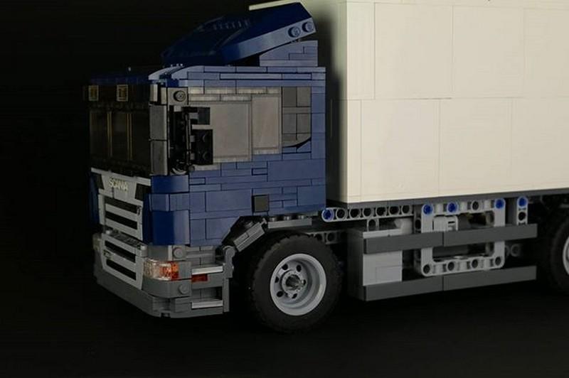 Lego Technic RC Scania P380