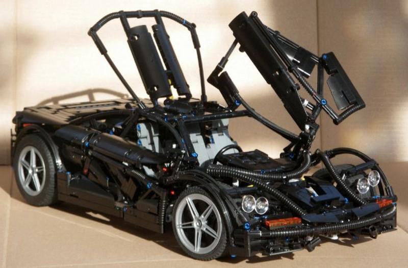 Lego Technic McLaren F1 MOC