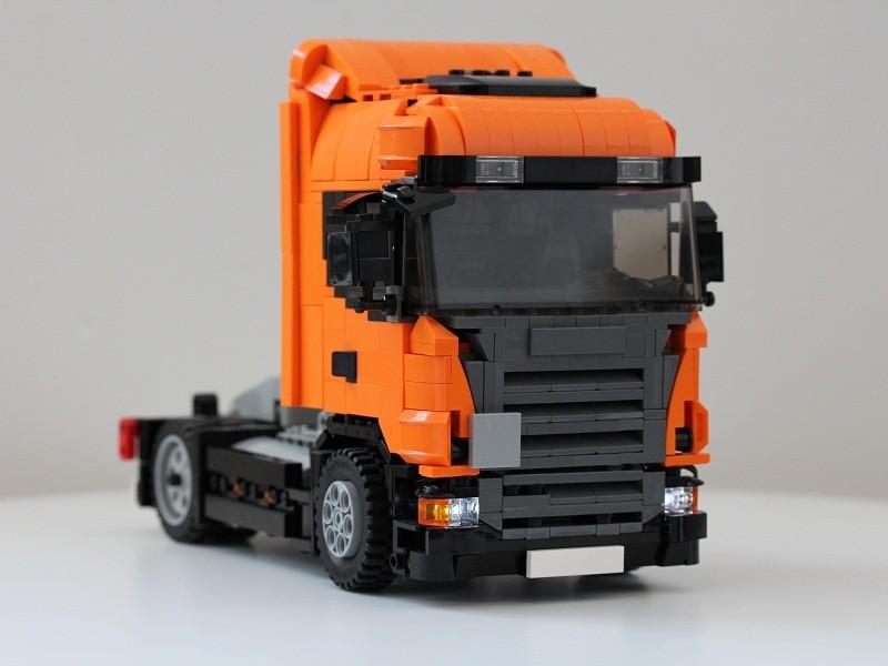 Lego Scania R 4×2 Highline