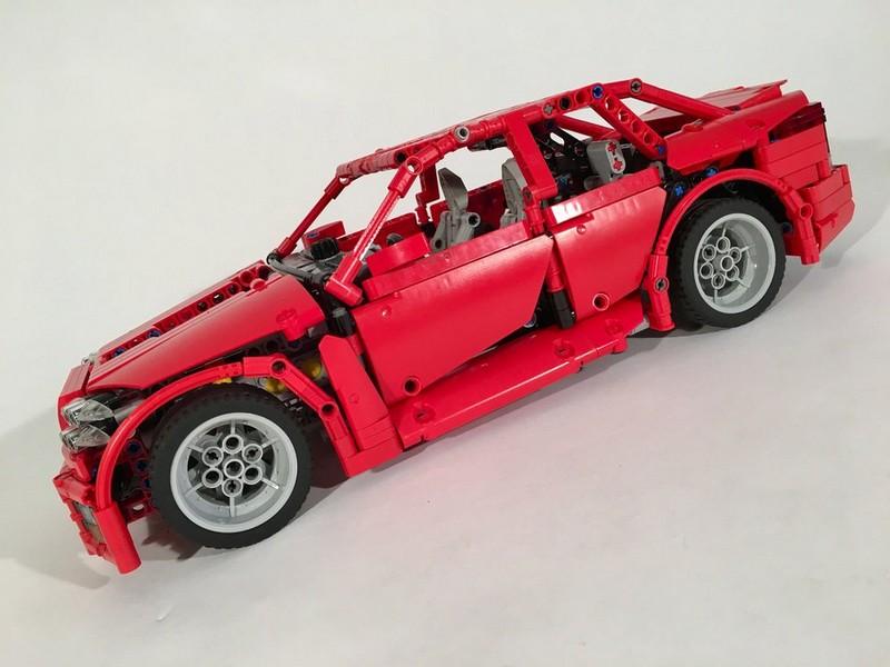 Lego Technic 3T Sports Sedan