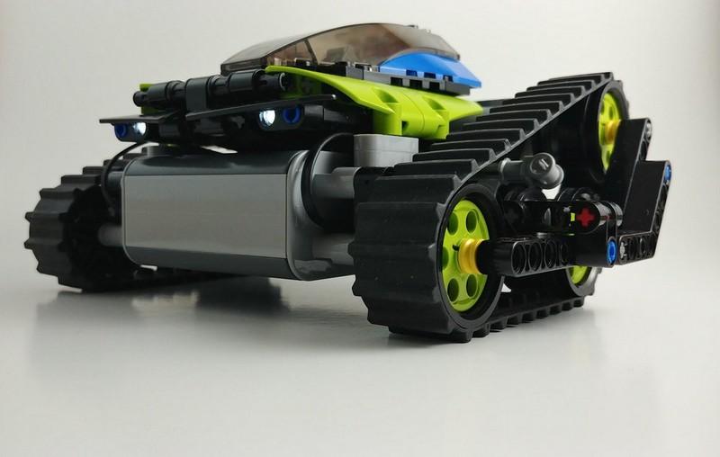 Lego Technic Backyard Explorer