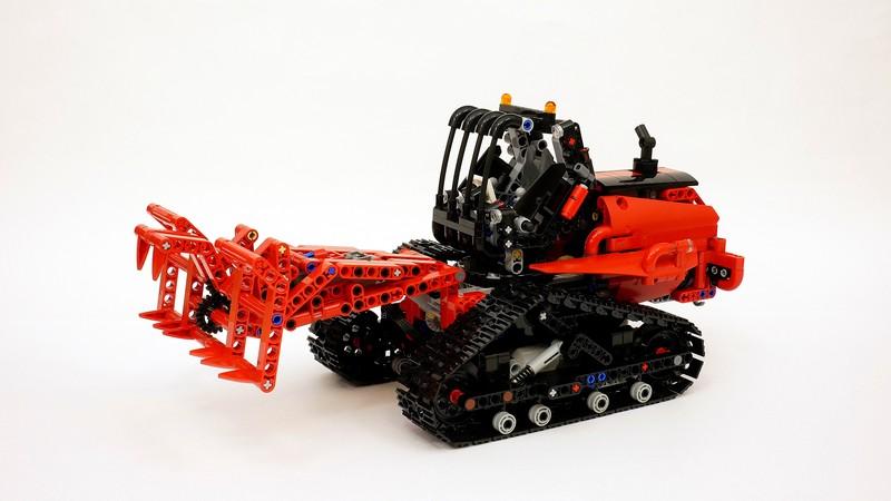 Lego Technic 42094 Motorized Tracked Loader