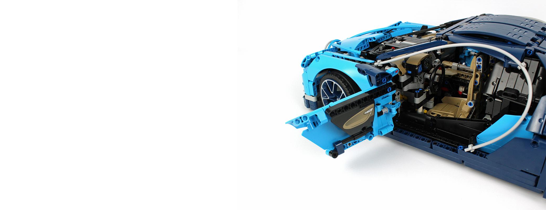 Эксклюзивные модели LEGO TECHNIC