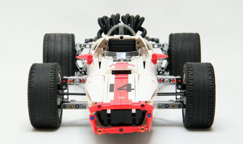 Lego Technic Honda RA 300 1967