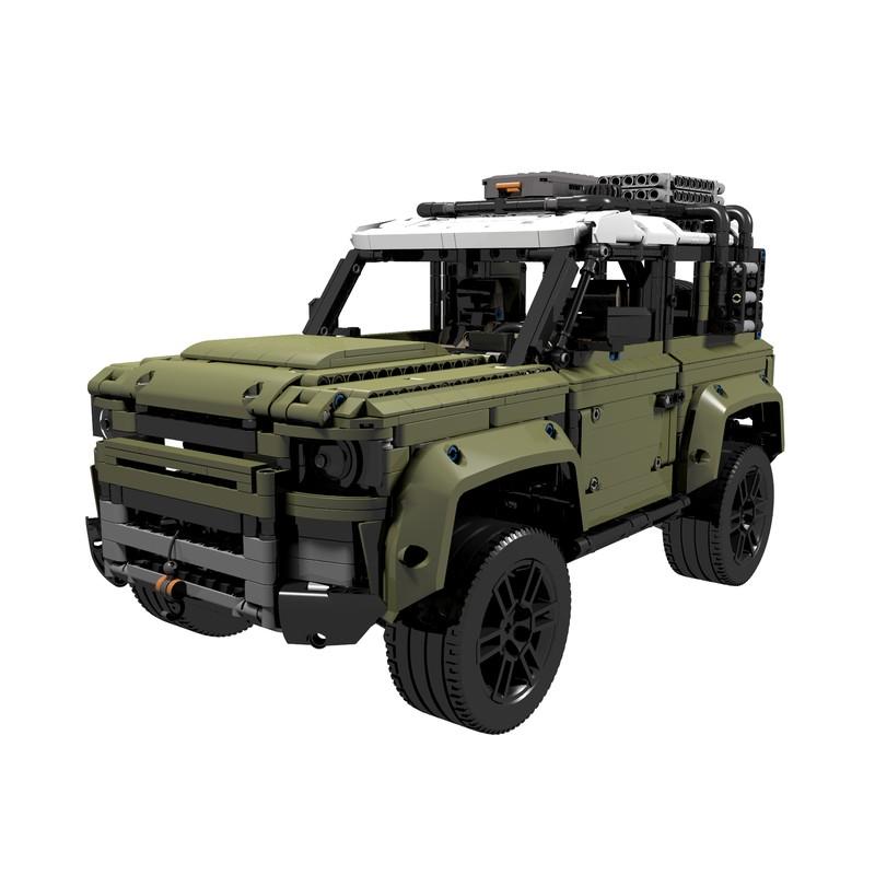 Улучшенная версия Land Rover Defender 42110