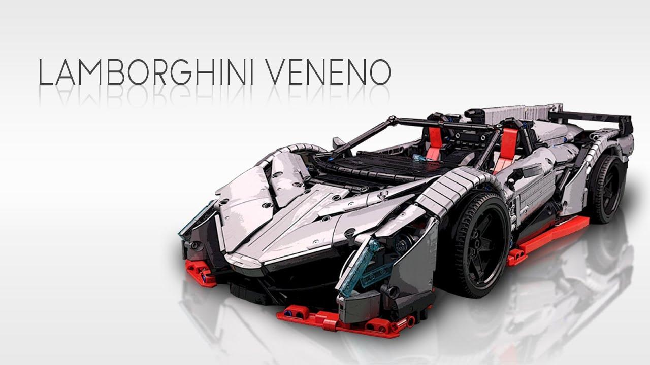 Lego Technic Sports Car Lamborghini Veneno