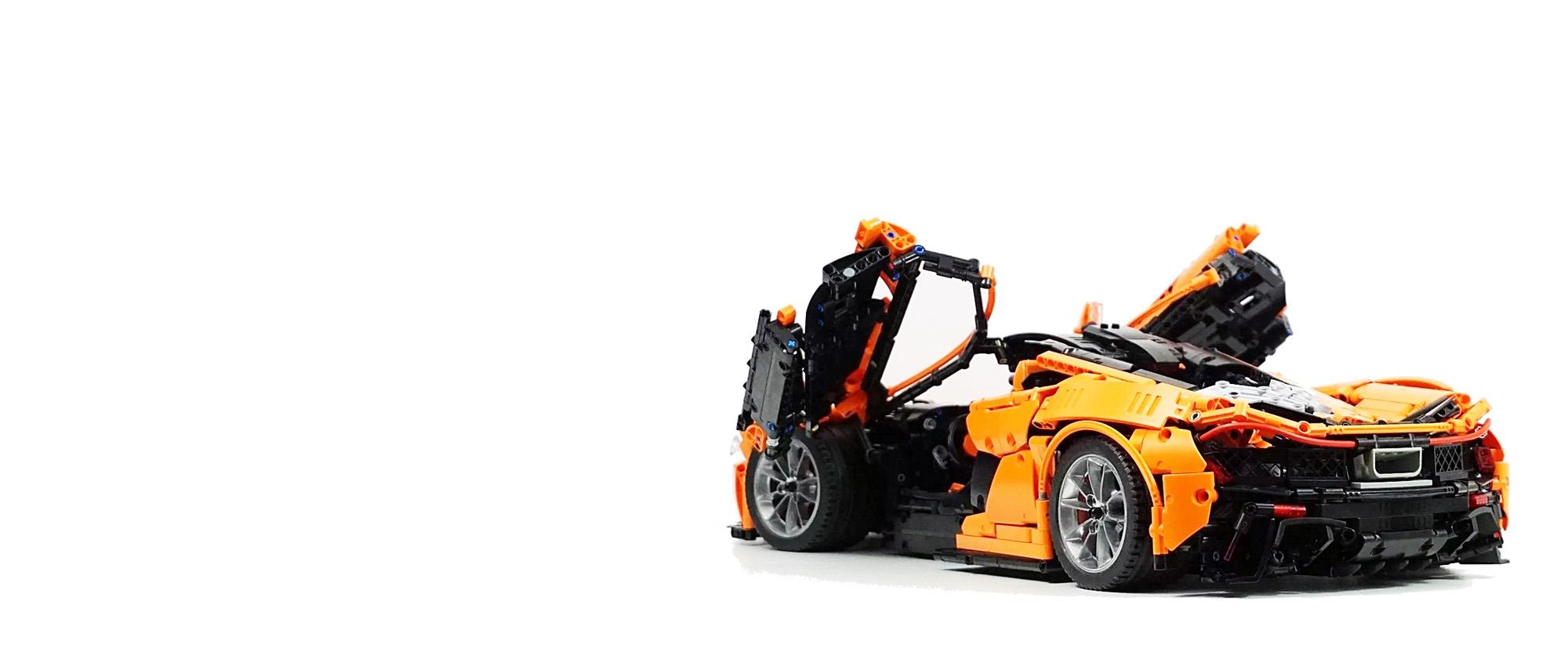 Lego Technic McLaren R1 SportCar