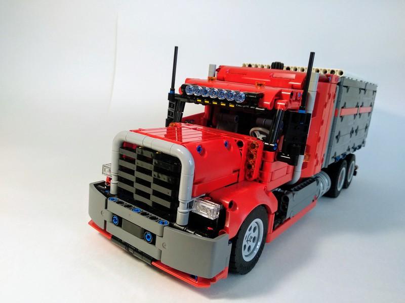 Lego Technic 42098 Model D