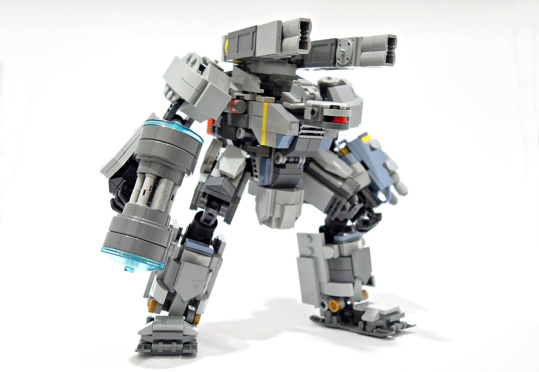 LEGO MishiF Unit 001 Mech