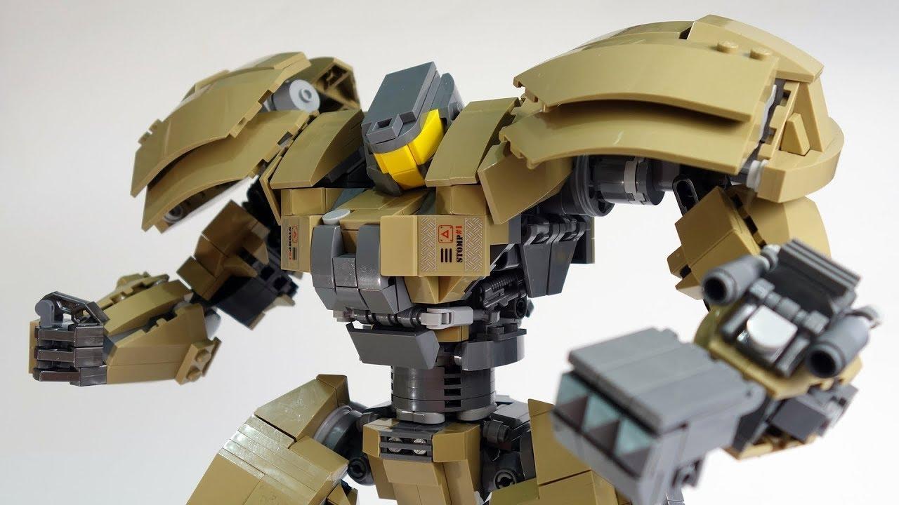 LEGO Bracer Phoenix Pacific Rim Uprising