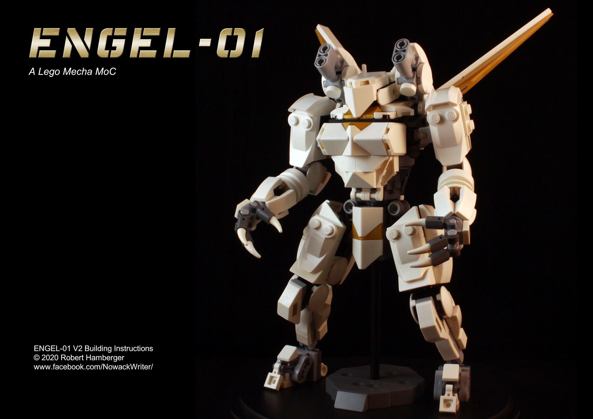 LEGO ENGEL-01 MK-II