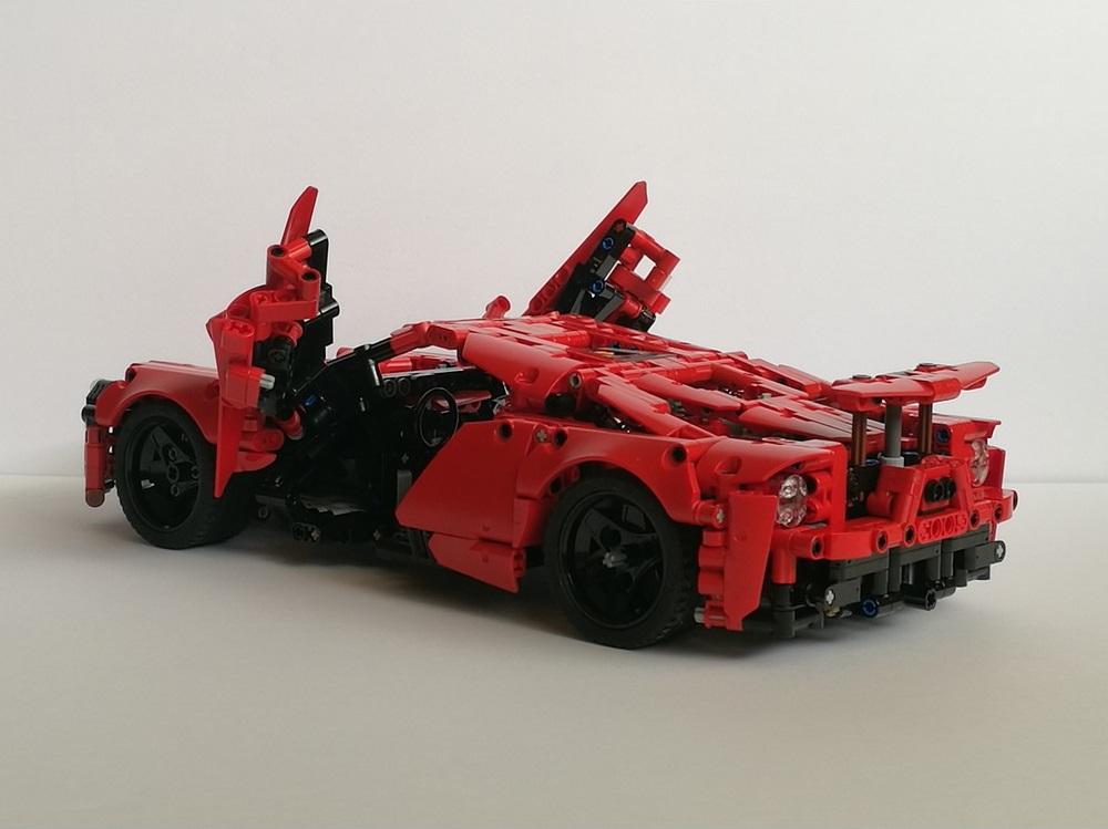 Lego Technic Ford GT – MOC-44209 RC