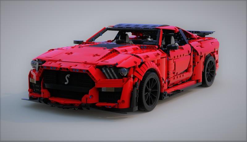 Lego Technic Shelby GT500 2020