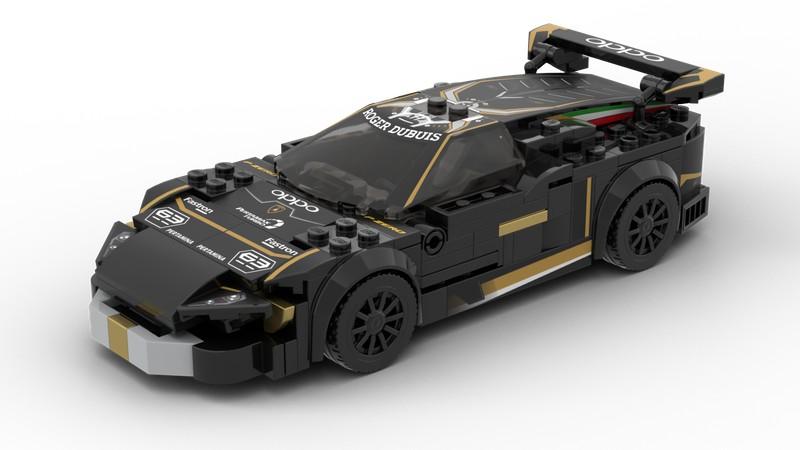 LEGO 76899 Lambo WOD