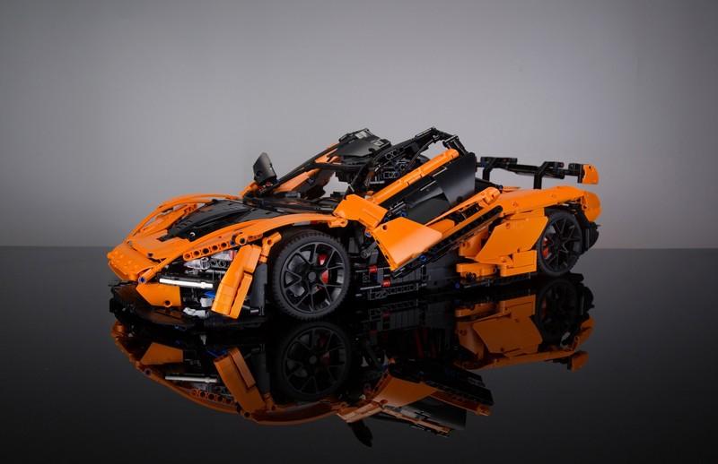 Lego Technic  McLaren senna 1:8