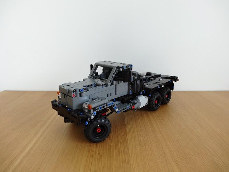 Lego Technic KrAZ 255