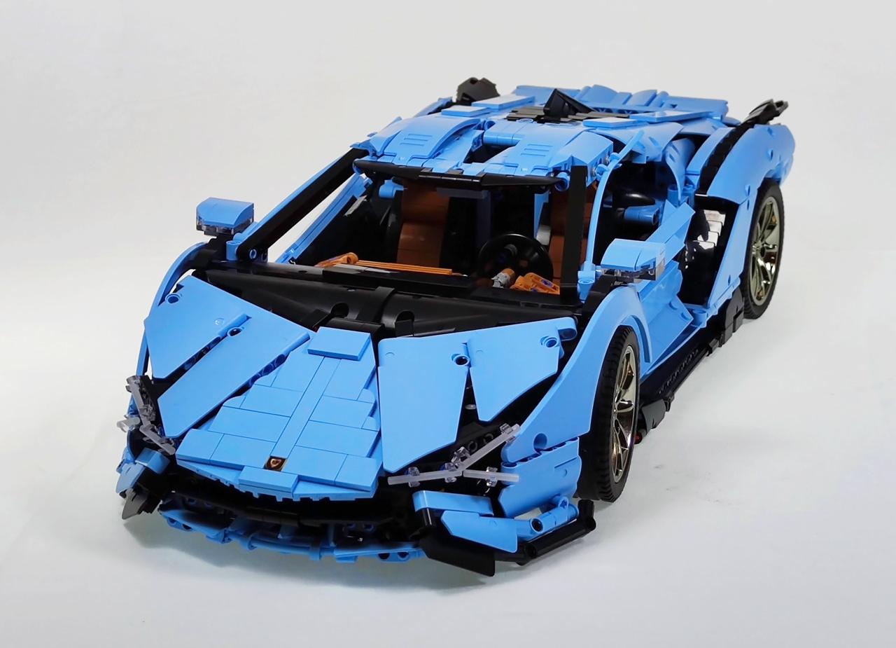 Mould King (Lego Technic) 13056S Lamborghini Sian