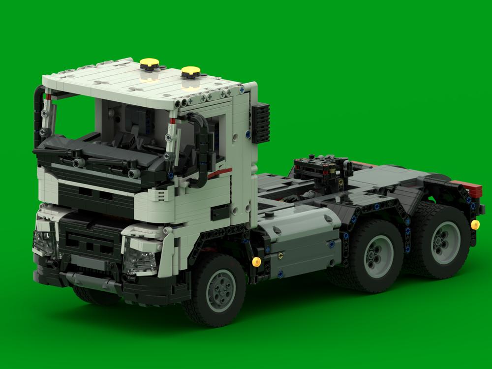 Lego Technic Volvo FMX 6×4