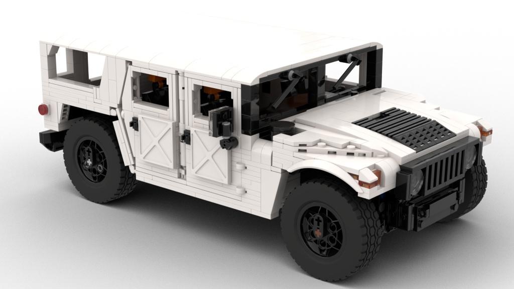 Cada Humvee Station Wagon C61027
